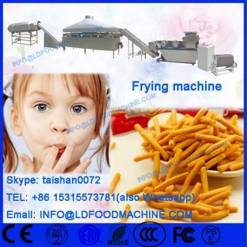 Automatic Potato Chips Pellets Snack Samosa Frying machinery