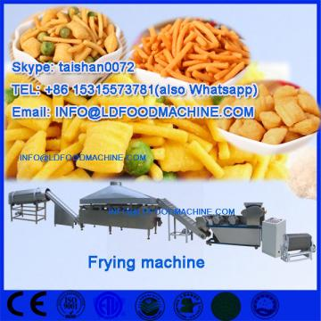 batch fryer with de-oiler