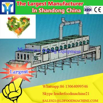 Microwave Bamboo sign Drying Equipment