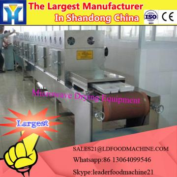 Microwave crushed chili Drying Equipment