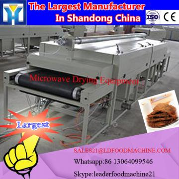 Microwave Amygdalus Communis Vas Drying Equipment