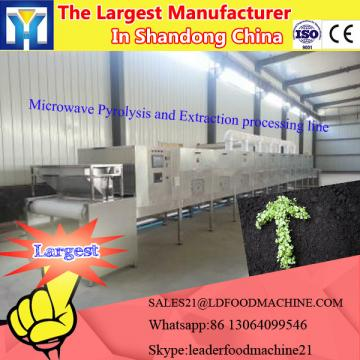 Microwave sludge Pyrolysis and Extraction processing line