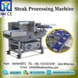 Automatic machinery for hamburger Patty chicken pie fish pie froming powdering straching and scattering bread crumbs