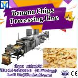 Food grade quick frozen potato/banana chips machinery line 30-200kg/h with CE certificate