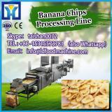 High efficiency machinery to make potato chips/potato chips