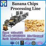 Factory price full automatic banana chips make equipment plant
