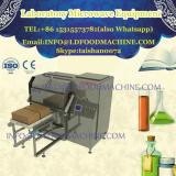 microwave roasting system pilot scale processing for carbon thermal reduction