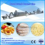 full automatic and CE certificate bread crumbs snack bars and chicken making machine