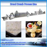 China supplier snack extruder make machinery equipment Bread crumb production line progress