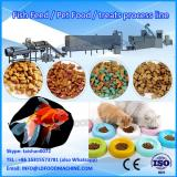 High efficiency full automatic twin screw extruder pet food machinery