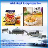 LD China salad crispy snack making machinery salad fried snacks extrusion processing line