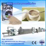 Extruded instant nutritional powder make