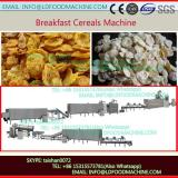 Full automatic breakfast cereal machinery corn flakes processing line