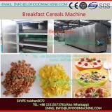 Breakfast cereals Kelloggs corn flake extruder machinery