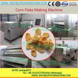 China Large Capacity Stainless Steel 304 High quality crisp Corn Flake Production Equipment