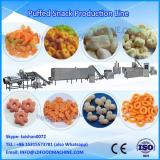 automatic double screw extruder fried  machinery supplier by yang