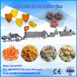 factory price corn puff snack make extruder machinery with CE