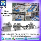 High efficiency commercial fresh fish filleting machinery, meat LDice machinery