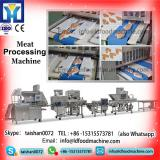 speed fast frozen meat cutter machinery/meat bowl cutter
