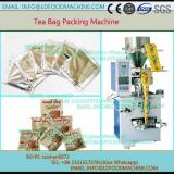 C13 automatic double chamber tea bagpackmachinery with tag and thread