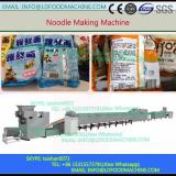 cutting and make wave machinery of instant noodle production line/quick noodle processing plant/food machinery