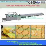 150-200kg/h Stainless steel Biscuit machinery manufactures