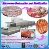 Fruit microwave and vegetable dryer microwave sterilization equipment