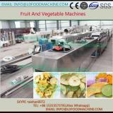 New desityed fully automatic vegetables and fruits low temperature LD frying machinery