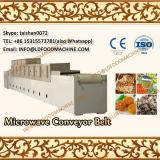 Factory price air-cooled belt melon pear microwave drying and sterilization machinery dryer dehydrator for wholesale