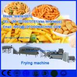 Industrial deep fryer/oinon and paint chips fryer