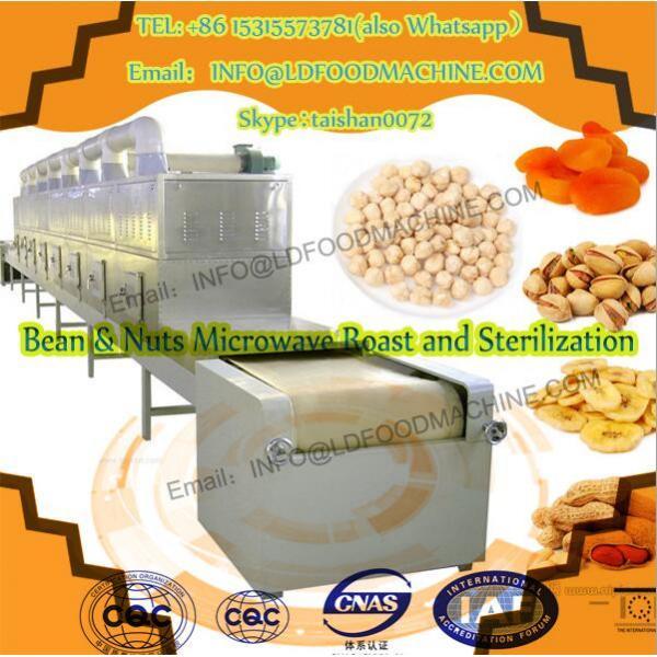 60KW big capacity nuts roasting equipment for hazelnuts filberts #1 image