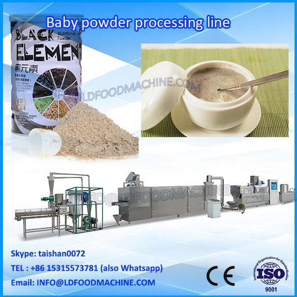 Puffed Instant Cereal baby Food Processing machinery Line #1 image