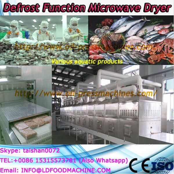 industrial Defrost Function microwave dryer #1 image