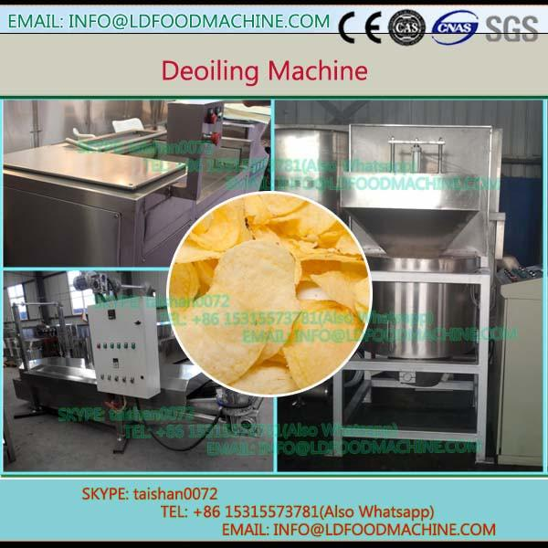 Oil Remove machinery / Deoiling machinery For Snacks #1 image