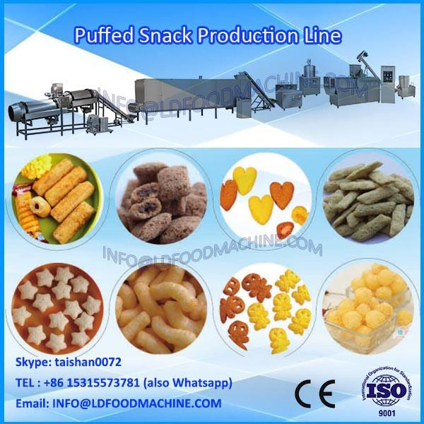 Automatic Plant for CruncLD Cheetos Production Bc183 #1 image