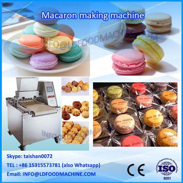SH-CM400/600 automatic macaron moulding machine #1 image