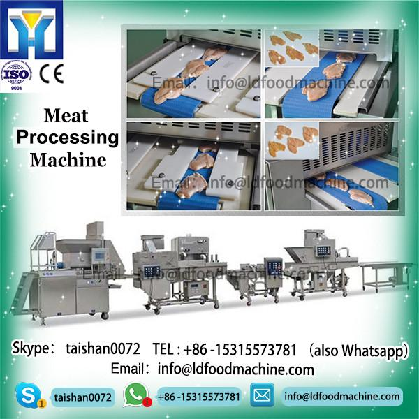 Best price souvlaki skewer machinery/kebLD make machinery/meat string wearing machinery #1 image