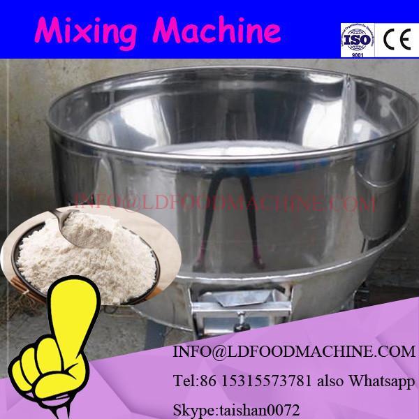 Exellent mixing performance double movement powder barrel mixer #1 image