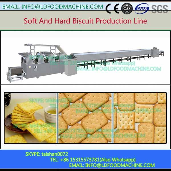 Commercial Automatic Cookiesbake machinery / Biscuits make machinery #1 image