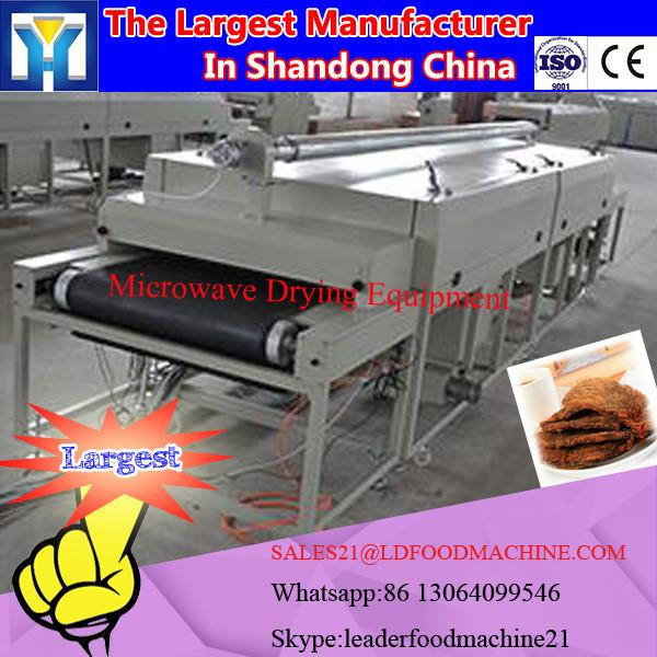 Microwave Mulberry leaves tea Drying Equipment #1 image