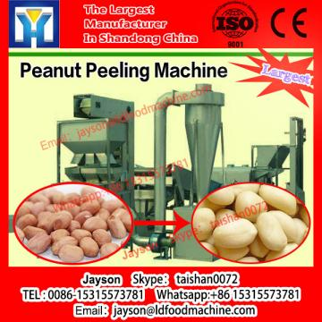 Stainless Steel Electric Peanut Peeling machinery High Whole Kernel Rate