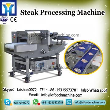 QW-8 beef steak cutting machinery cutter LDicing steak make smooth surface easy operation large inlet high Capacity/amount