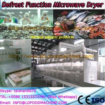 industrial Defrost Function microwave dryer