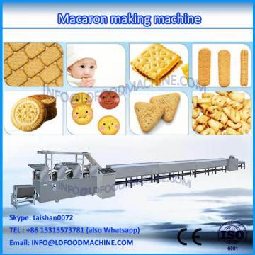 Competitive price macaroni production line ,macaron processing machine ,good quality cookie making machine