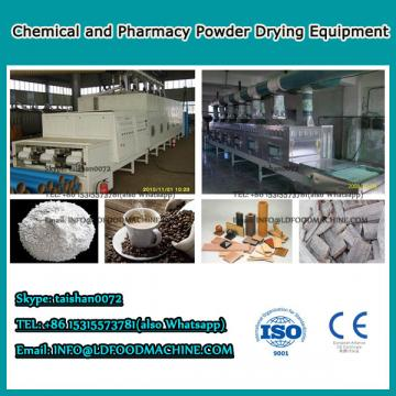 industrial Microwave microwave continuous chemical powder drying equipment/machinery