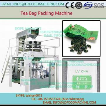 C13 twin bagpackmachinery with fiLDer paper inner bag with thread and tag