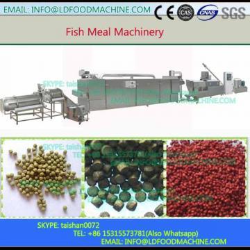 Continous Industrial Fish Powder Production Plant