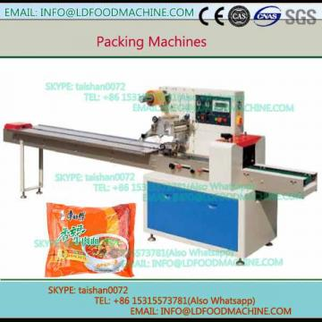 Automatic Mini Flow Pack Coconut Chocolate Bar Cookie Packaging machinery