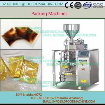 High speed Pillow Feeding Horizontal Bread Pouch Packaging machinery
