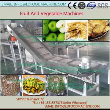 durable thickness 304 stainless steel LD fryer vegetable chips machinery